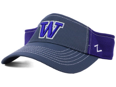 Washington Huskies Zephyr NCAA Grid Visor