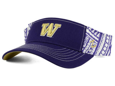 Washington Huskies Zephyr NCAA Hanauma Visor