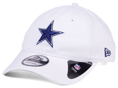 Dallas Cowboys New Era NFL Team Sharpen 9TWENTY Strapback Cap