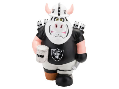 Oakland Raiders Caricature Piggy Bank