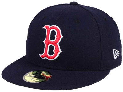 Boston Red Sox New Era MLB Turn Back The Clock 59FIFTY Cap