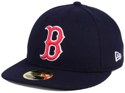 Boston Red Sox New Era MLB Low Profile Turn Back The Clock 59FIFTY Cap