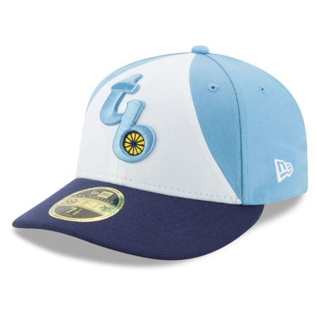 Tampa Bay Rays New Era MLB Low Profile Turn Back The Clock 59FIFTY Cap