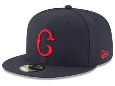 Cleveland Indians New Era MLB Turn Back The Clock 59FIFTY Cap