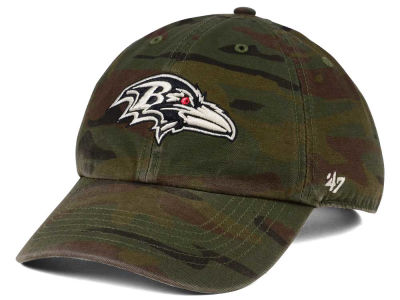 Baltimore Ravens '47 NFL Regiment CLEAN UP Cap