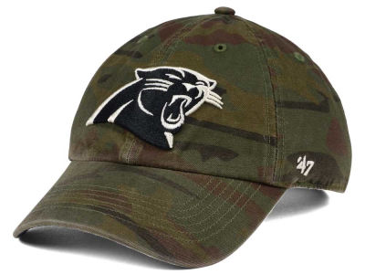 Carolina Panthers '47 NFL Regiment CLEAN UP Cap