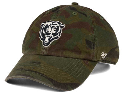 Chicago Bears '47 NFL Regiment CLEAN UP Cap