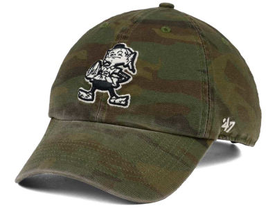Cleveland Browns '47 NFL Regiment CLEAN UP Cap