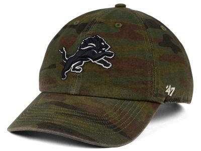 Detroit Lions '47 NFL Regiment CLEAN UP Cap
