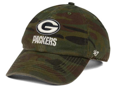 Green Bay Packers '47 NFL Regiment CLEAN UP Cap