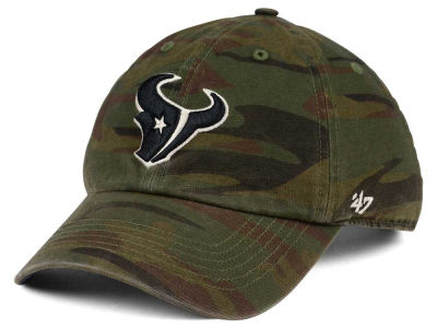 Houston Texans '47 NFL Regiment CLEAN UP Cap