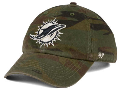 Miami Dolphins '47 NFL Regiment CLEAN UP Cap