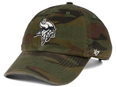 Minnesota Vikings '47 NFL Regiment CLEAN UP Cap