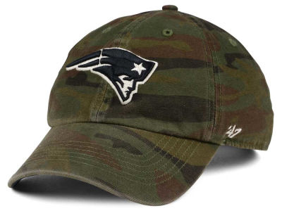 New England Patriots '47 NFL Regiment CLEAN UP Cap