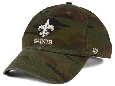New Orleans Saints '47 NFL Regiment CLEAN UP Cap