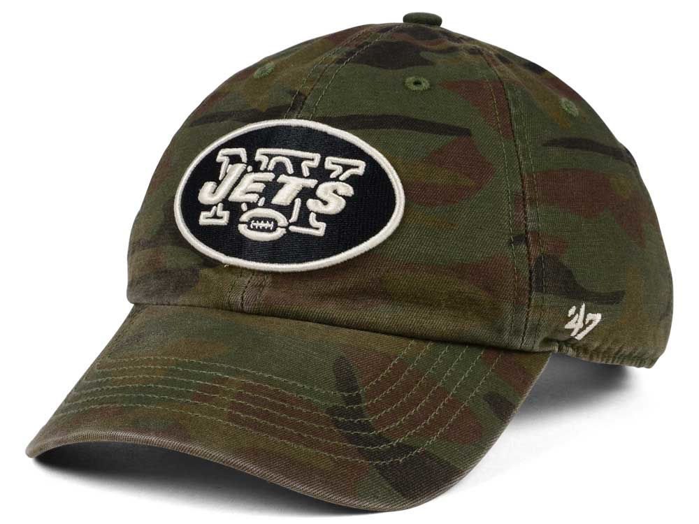 quality design 29568 c202f discount code for new york jets 47 nfl regiment clean up cap d31be 238cb