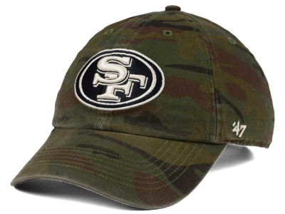 San Francisco 49ers '47 NFL Regiment CLEAN UP Cap