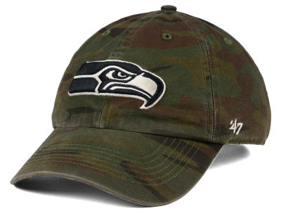 Seattle Seahawks '47 NFL Regiment CLEAN UP Cap