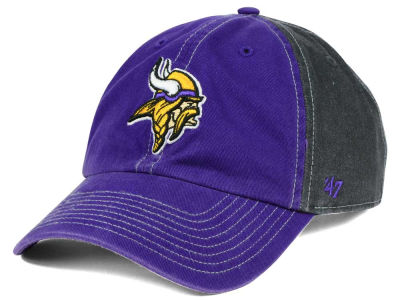Minnesota Vikings '47 NFL Transistor CLEAN UP Cap