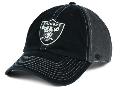 Oakland Raiders '47 NFL Transistor CLEAN UP Cap