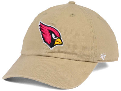 Arizona Cardinals '47 NFL Khaki '47 CLEAN UP Cap