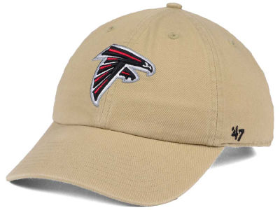 Atlanta Falcons '47 NFL Khaki '47 CLEAN UP Cap