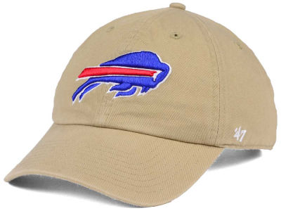 Buffalo Bills '47 NFL Khaki '47 CLEAN UP Cap