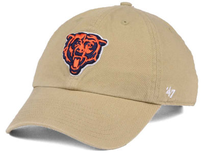 Chicago Bears '47 NFL Khaki '47 CLEAN UP Cap