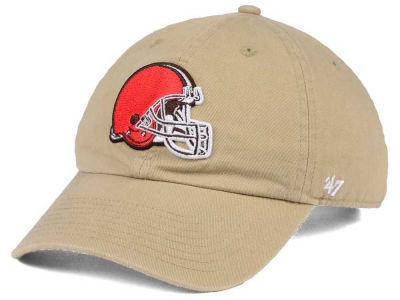 Cleveland Browns '47 NFL Khaki '47 CLEAN UP Cap