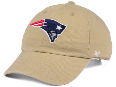 New England Patriots '47 NFL Khaki '47 CLEAN UP Cap