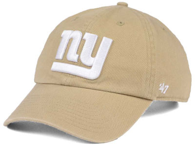 New York Giants '47 NFL Khaki '47 CLEAN UP Cap