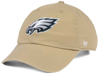 Philadelphia Eagles '47 NFL Khaki '47 CLEAN UP Cap