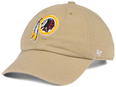 Washington Redskins '47 NFL Khaki '47 CLEAN UP Cap