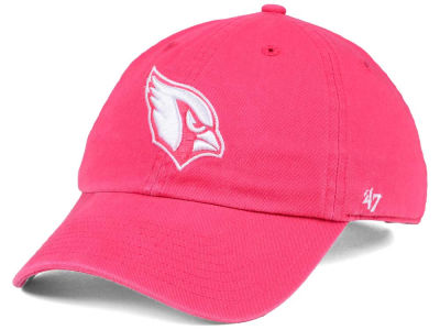 Arizona Cardinals '47 NFL Women's Pastel CLEAN UP Cap