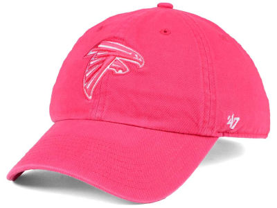 Atlanta Falcons '47 NFL Women's Pastel CLEAN UP Cap