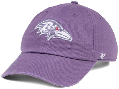 Baltimore Ravens '47 NFL Women's Pastel CLEAN UP Cap