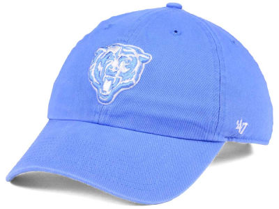 Chicago Bears '47 NFL Women's Pastel CLEAN UP Cap