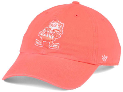 Cleveland Browns '47 NFL Women's Pastel CLEAN UP Cap