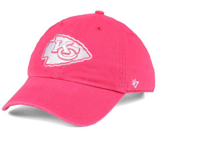 Kansas City Chiefs '47 NFL Women's Pastel CLEAN UP Cap