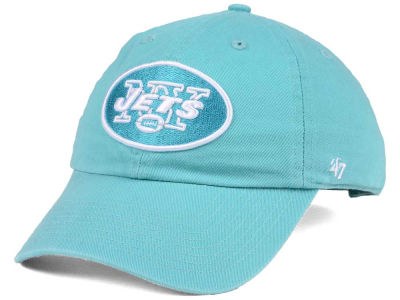 New York Jets '47 NFL Women's Pastel CLEAN UP Cap
