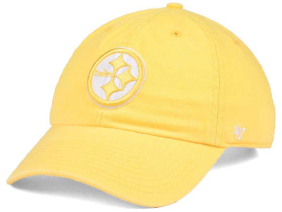 Pittsburgh Steelers '47 NFL Women's Pastel CLEAN UP Cap
