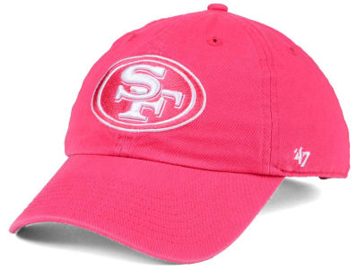 San Francisco 49ers '47 NFL Women's Pastel CLEAN UP Cap