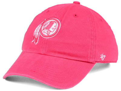 Washington Redskins '47 NFL Women's Pastel CLEAN UP Cap