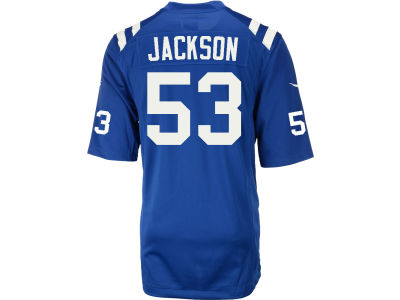 Nike Edwin Jackson NFL Youth Game Jersey