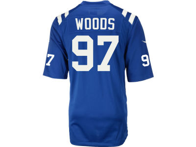Nike Al Woods NFL Men's Limited Jersey