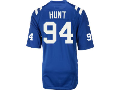 Nike Margus Hunt NFL Men's Game Jersey