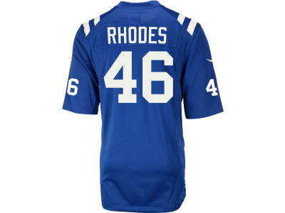 Nike Luke Rhodes NFL Men's Game Jersey