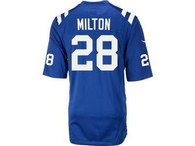 Nike Christopher Milton NFL Men's Game Jersey
