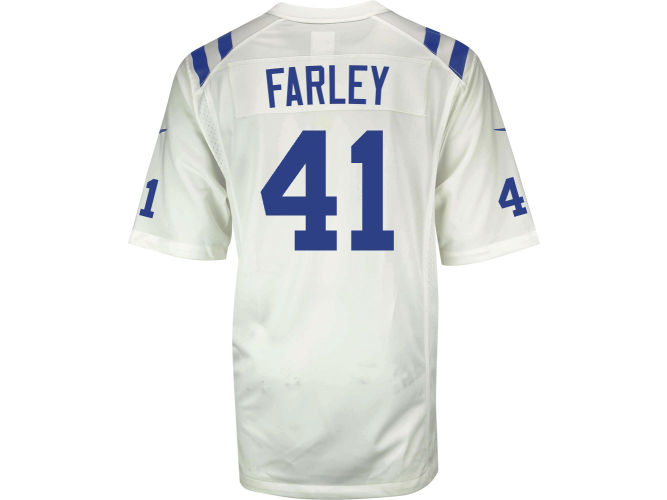 Matthias Farley Indianapolis Colts Nike NFL Men s Game Jersey ... 1d0e90f84