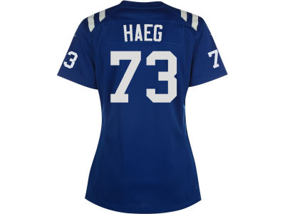 Nike Joe Haeg NFL Women's Game Jersey
